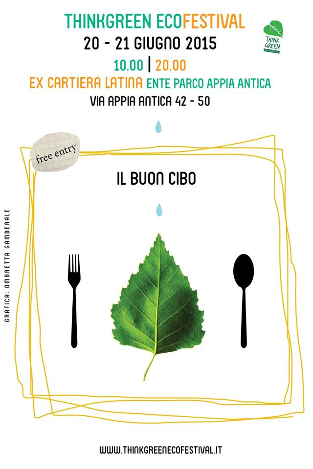 Idee al Think Green Eco-Festival_20 giugno
