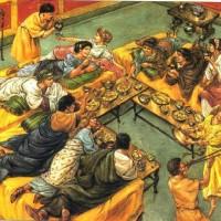 antichi romani idee con gusto