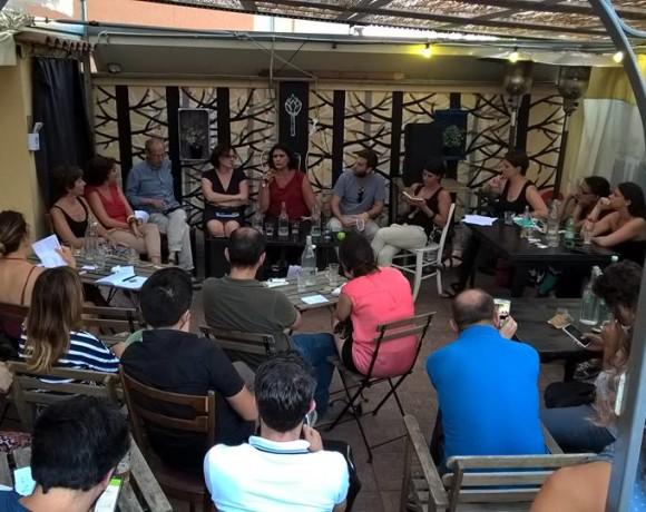 Urban Food - 16.7.15 spazio aperto di condivisione sul tema del vivere il cibo in città