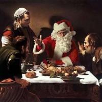 babbo-natale-nei-dipinti-famosi-caravaggio
