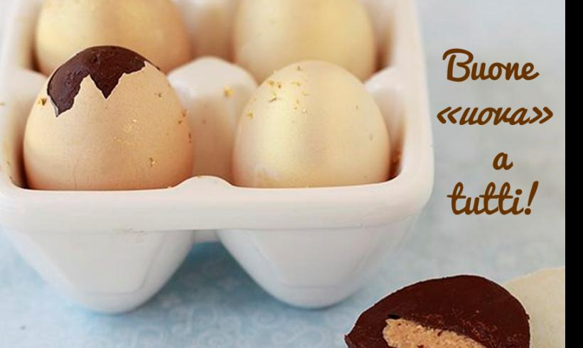 Poche, ma buone. Le uova di Pasqua possono fare bene