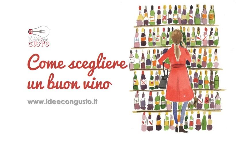 Come scegliere un buon vino