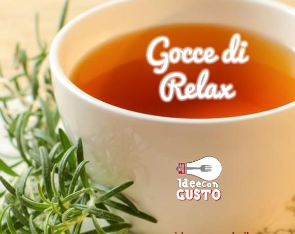 Gocce di Relax | Infusi di Erbe aromatiche